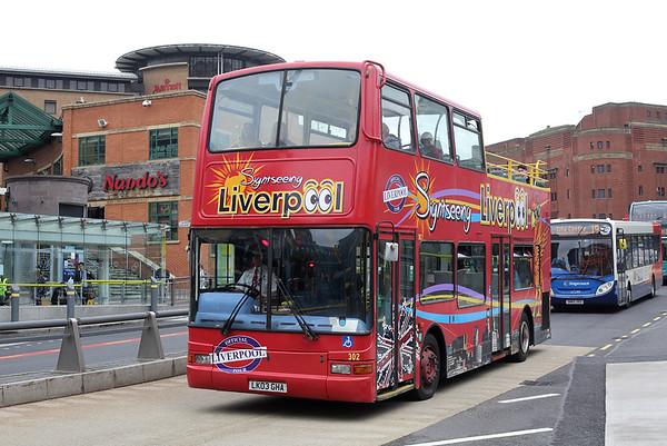302 LK03GHA, Liverpool 7/7/2016