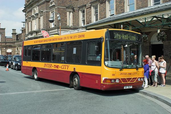861 L1SLT, Chester 16/7/2013