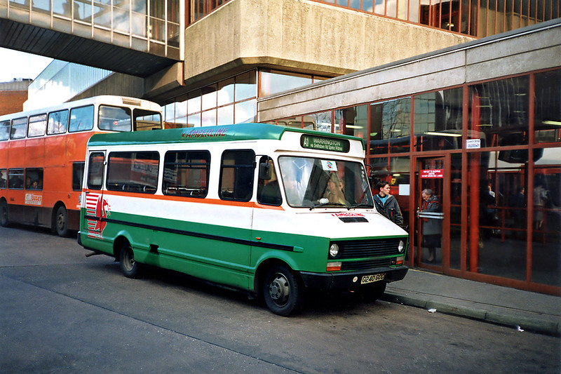 MCF340 G240GCC, Warrington 1/3/1991