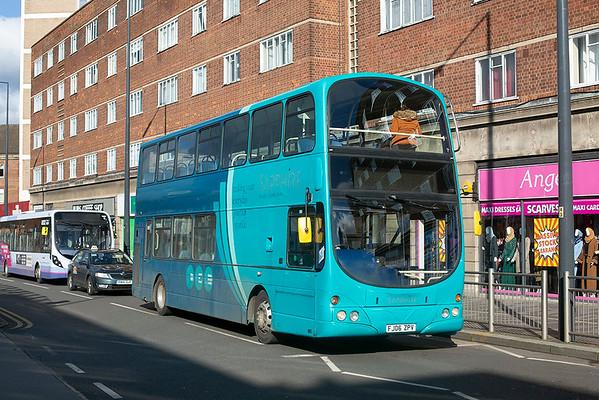 4003 FJ06ZPV, Leicester 27/2/2020