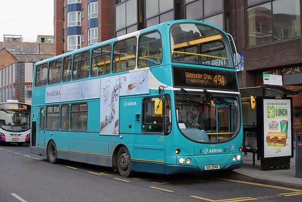 4024 UUI2948, Leicester 18/1/2016