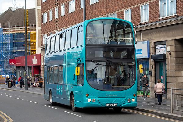 4001 FJ06ZPX, Leicester 14/3/2019