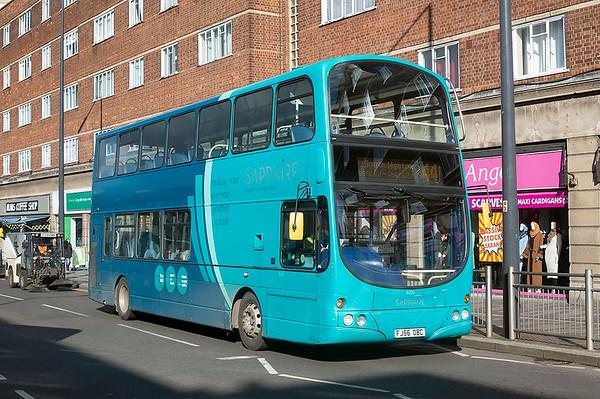 4006 FJ56OBC, Leicester 27/2/2020