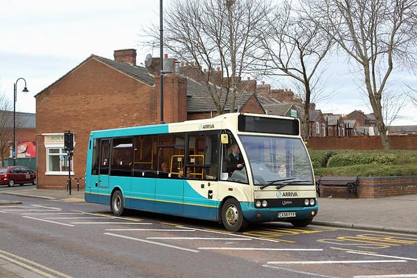 677 CX58FYV, St Helens 5/2/2015