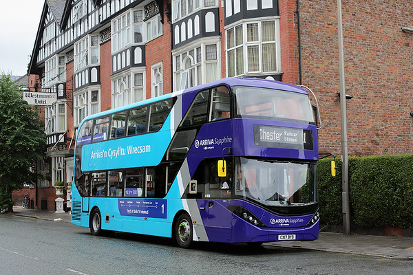 1003 CX17BYD, Chester 11/7/2017