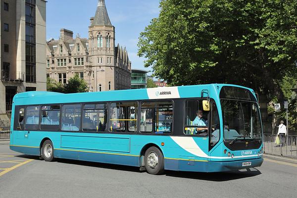 2469 Y469KNF, Liverpool 4/8/2014