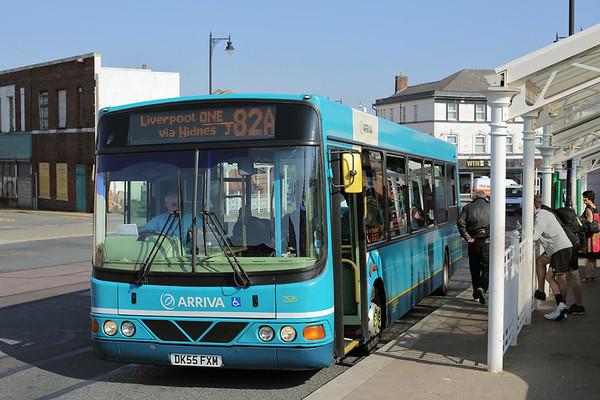 2526 DK55FXM, Runcorn 2/10/2015