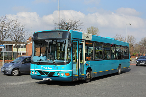 2509 CX05AAE, Bootle 23/3/2017