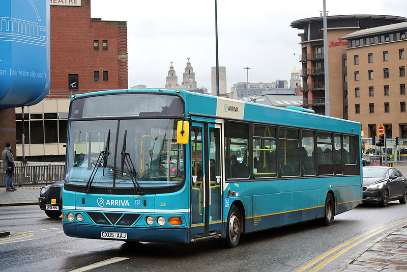 2511 CX05AAJ, Liverpool 12/1/2017