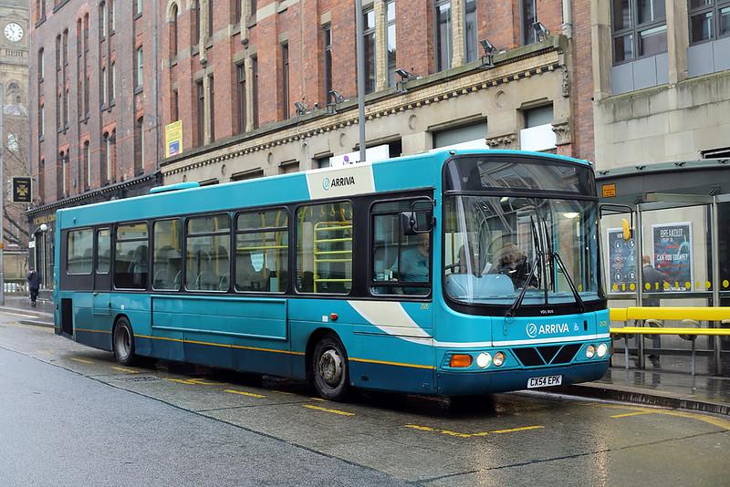 2505 CX54EPK, Liverpool 6/1/2017