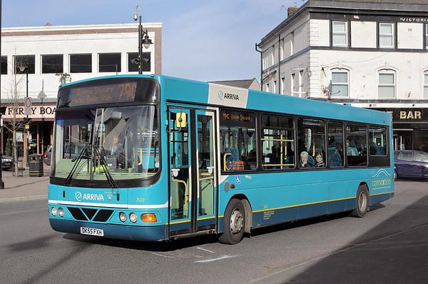 2523 DK55FXH, Runcorn 6/3/2015