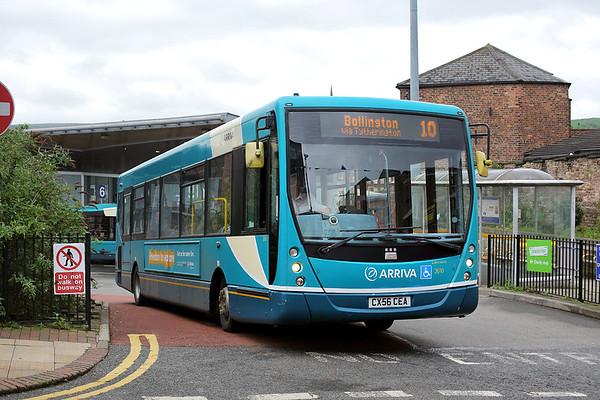 2610 CX56CEA, Macclesfield 16/5/2017