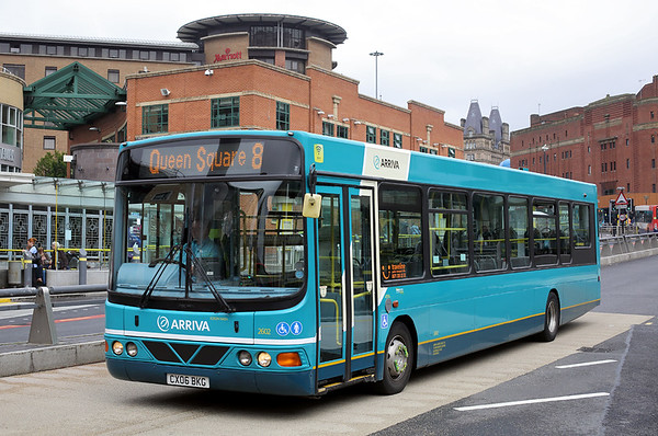 2602 CX06BKG, Liverpool 7/7/2016