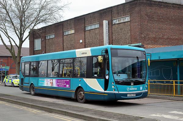 2615 CX56CEO, Crewe 9/2/2017