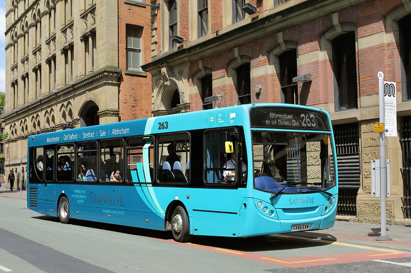2747 CX58EVW, Manchester 31/5/2016