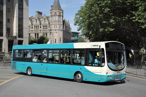 2901 CX58EWP, Liverpool 4/8/2014