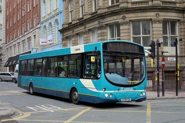 2920 CX58FZA, Liverpool 28/3/2016