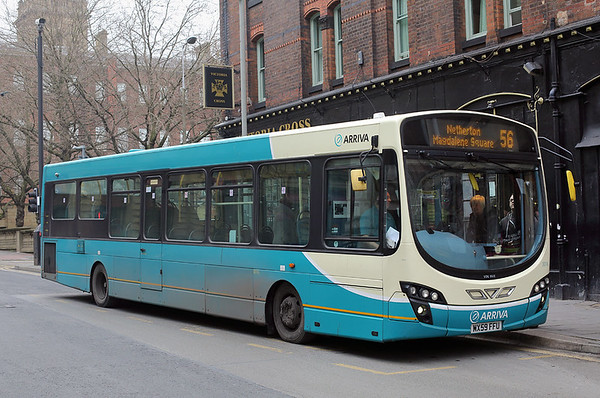 3016 MX59FFU, Liverpool 26/1/2017