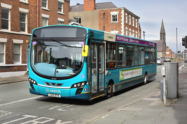 3145 CX12DTK, Chester 20/3/2014