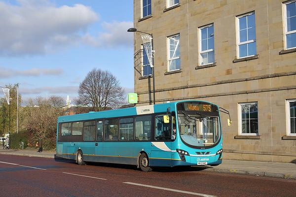 3131 MX12KWD, Bolton 25/11/2016