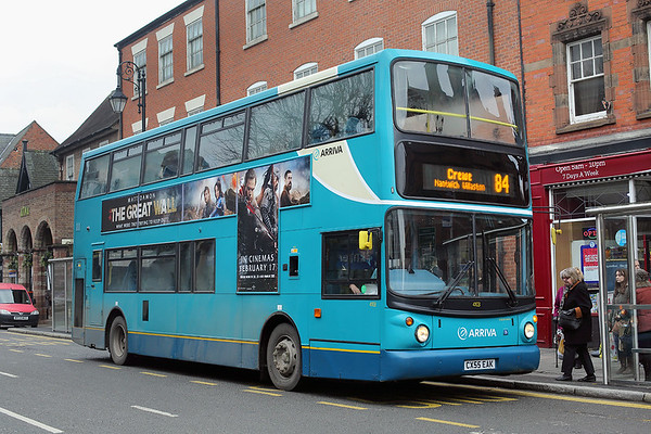 4103 CX55EAK, Chester 8/2/2017