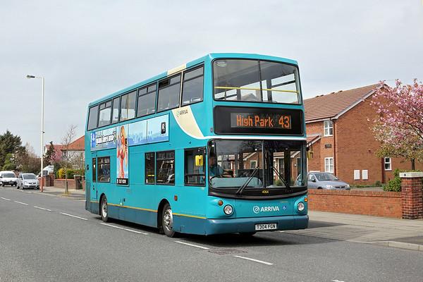 4064 T304FGN, Birkdale 16/4/2014