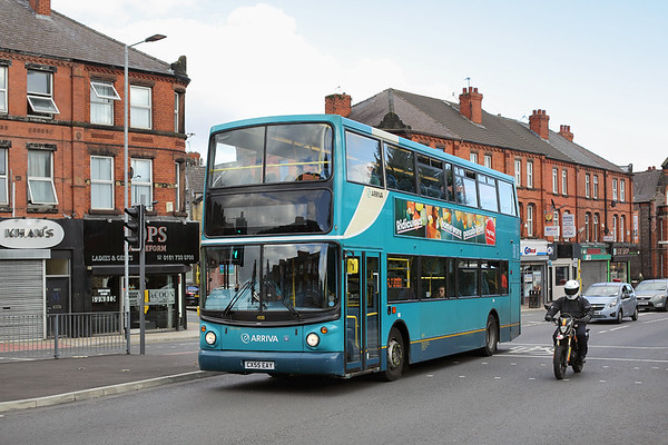 4108 CX55EAY, Wavertree 6/10/2016