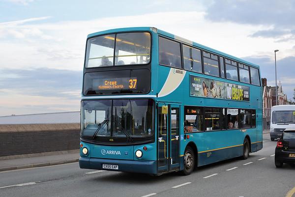 4106 CX55EAP, Crewe 16/9/2015