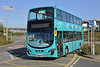 4444 MX61AYC, Liverpool South Parkway 6/10/2016