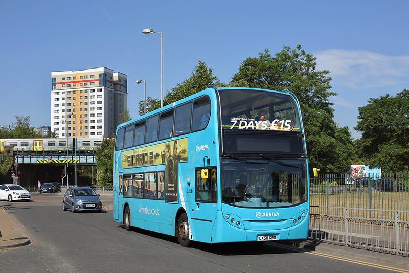 4417 CX58GBO, Bootle 3/7/2018