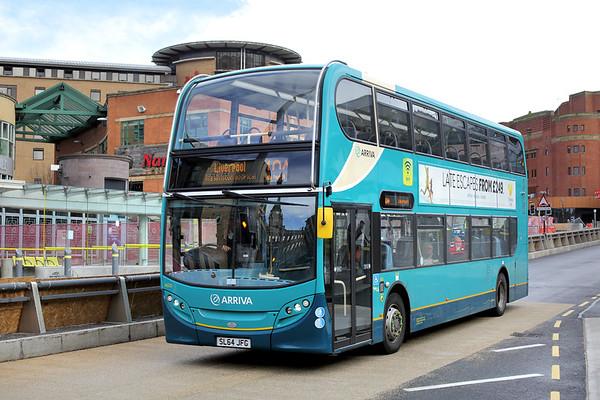 4600 SL64JFG, Liverpool 27/3/2016
