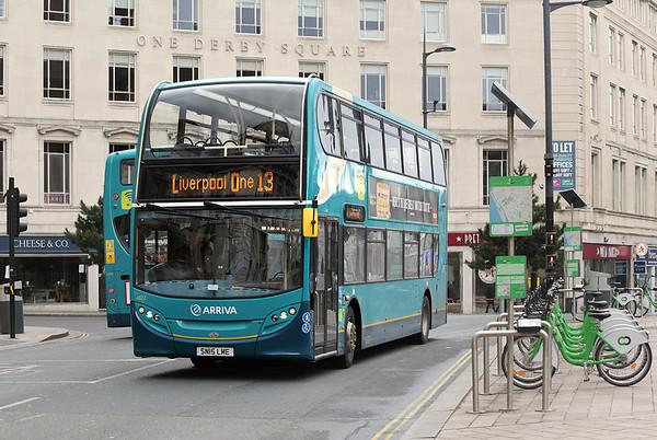 4622 SN15LME, Liverpool 27/3/2016