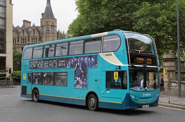 4621 SL64JHX, Liverpool 7/7/2016