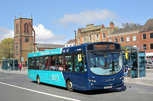 1405 NK09BPO, Stockton-on-Tees 5/5/2017