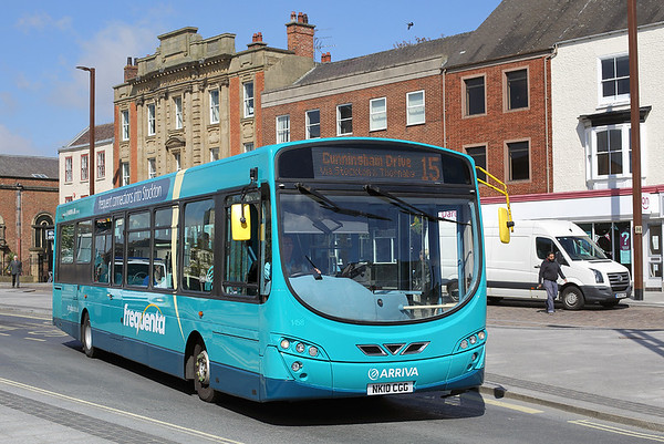 1458 NK10CGG, Stockton-on-Tees 5/5/2017