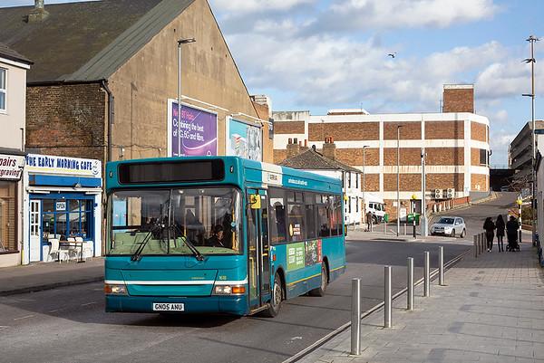1618 GN05ANU, Gravesend 11/2/2020