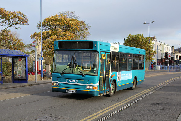1633 GN06EEB, Sheerness-on-Sea 18/11/2016