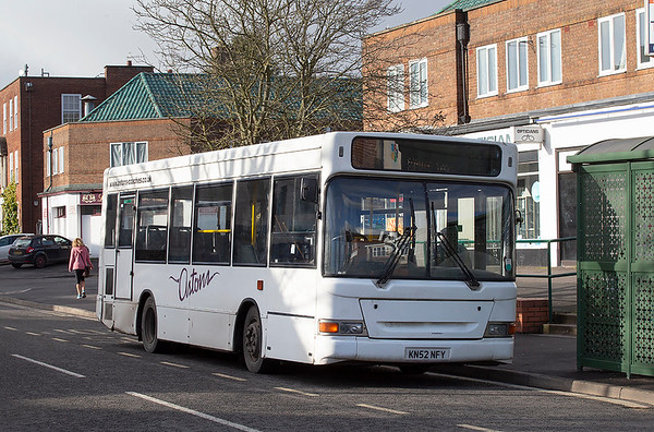 KN52NFY, Droitwich Spa 28/1/2020