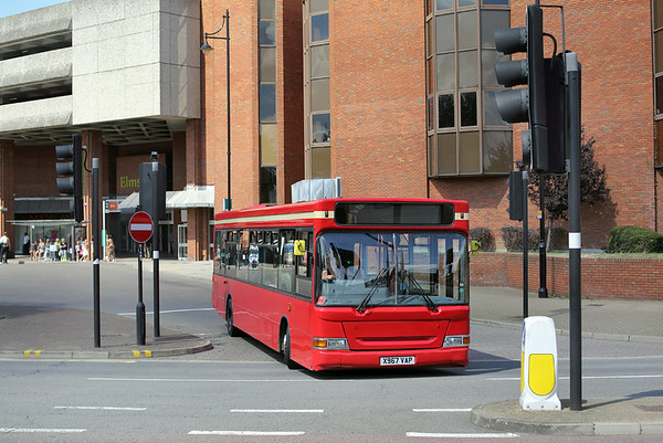 X967VAP, Staines 7/8/2014