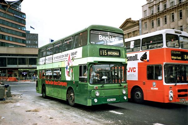 719 XPG173T, Manchester 12/9/1991