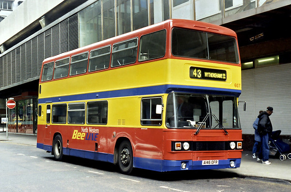607 A146OFR, Manchester 9/5/1996