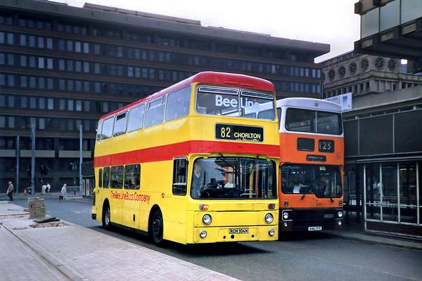 663 RCN104N, Manchester 12/9/1991