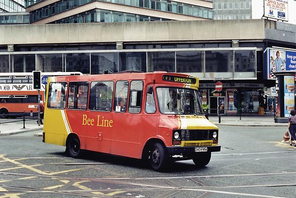4 D404NNA, Manchester 5/8/1994