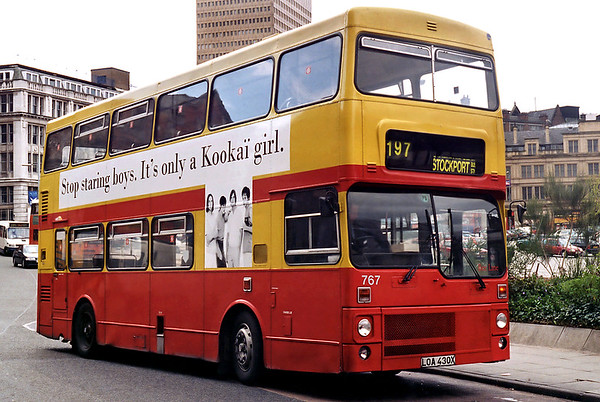 767 LOA430X, Manchester Victoria 9/5/2006