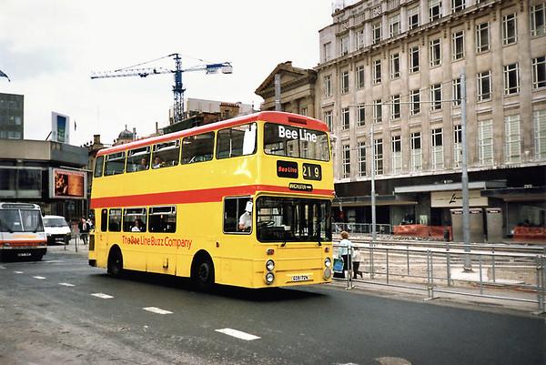 655 GDB172N, Manchester 12/9/1991
