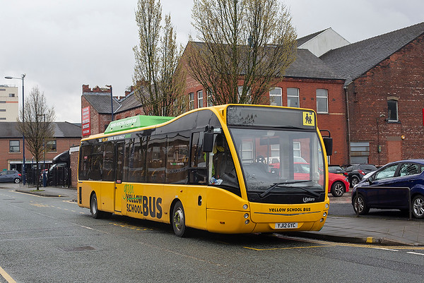 YJ12GYC, Ashton-under-Lyne 19/3/2019