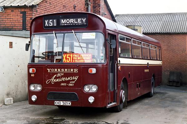 KHD921K, Morley 4/5/1992