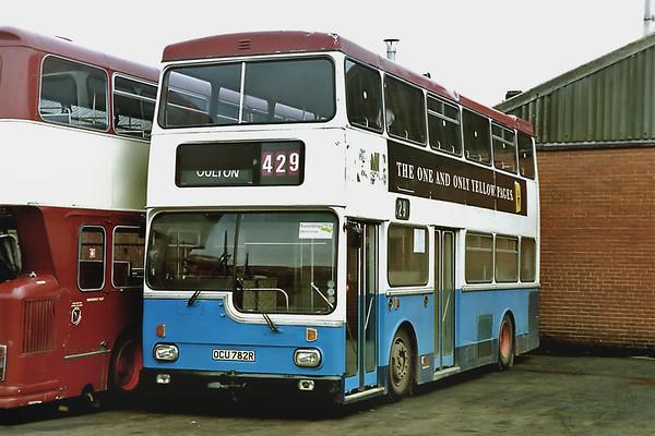OCU782R, Morley 4/5/1992