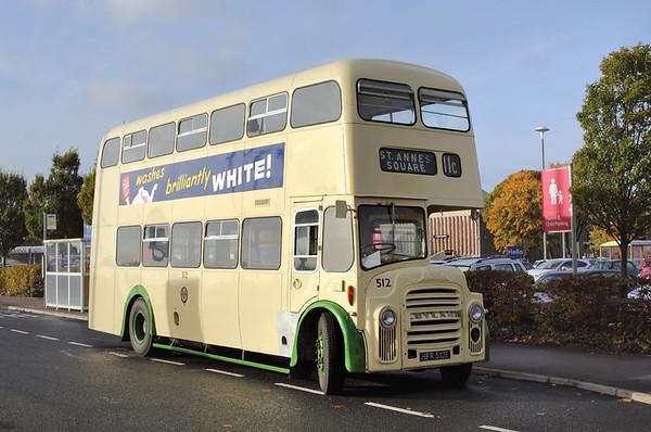 512 HFR512E, Leyland 29/10/2015