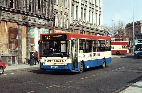 55 K955PBG, Liverpool 17/3/1994